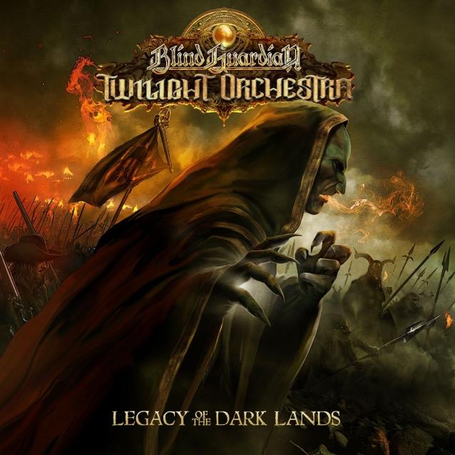 Blind Guardian - Legacy Of The Dark Lands artwork