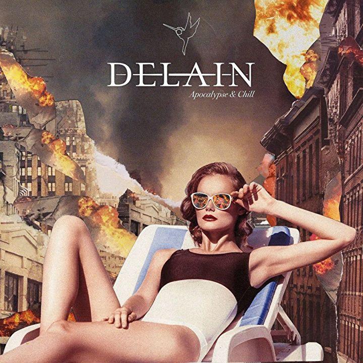 Delain - Apocalypse & Chill albumcover