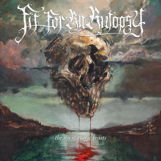 Fit for an Autopsy - The Sea Of Tragic Beasts artwork