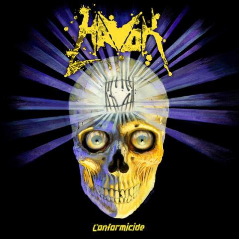 Havok Conformicide album artwork
