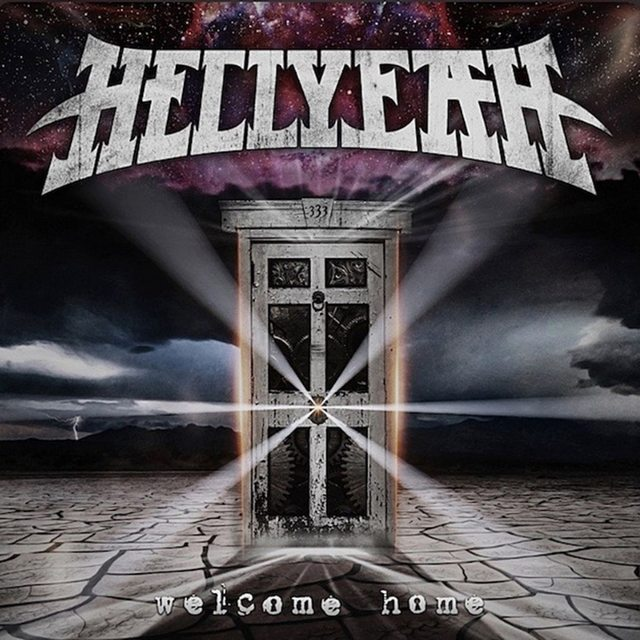 Hellyeah - Welcome Home artwork