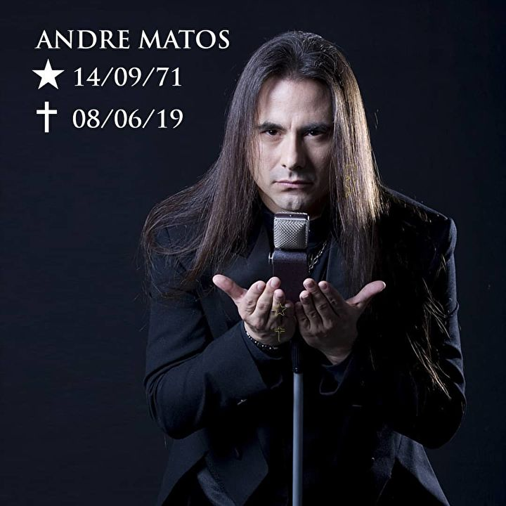 André Matos overleden