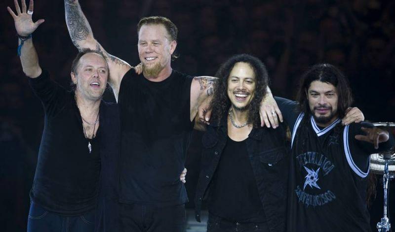 Резултат слика за Metallica 2016
