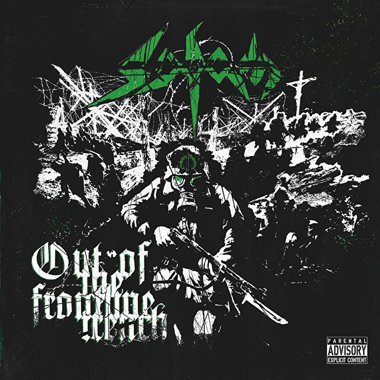 Sodom - Out Of The Frontline Trench artwork