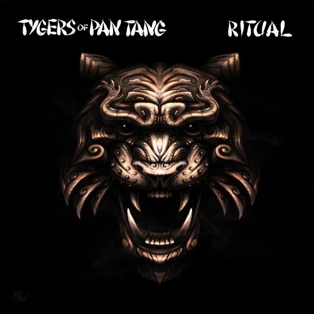 Tygers Of Pan Tang - Ritual artwork