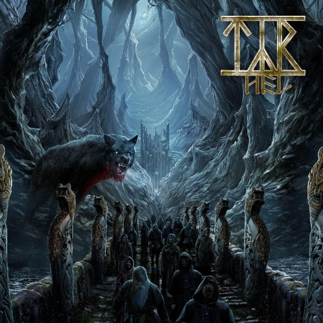 Týr - Hel album artwork