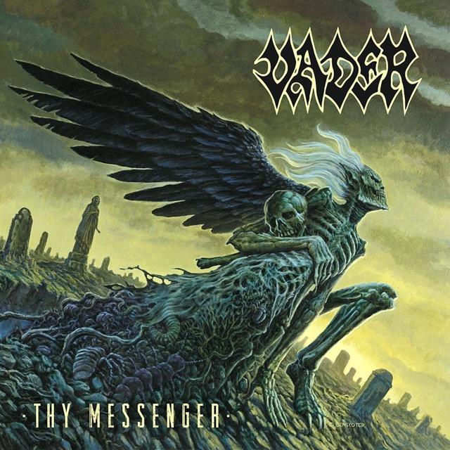 Vader - Thy Messenger artwork